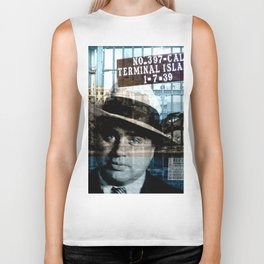 Al Capone Biker Tank