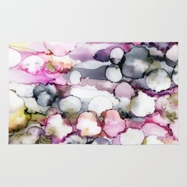 Flower Bubbles Rug