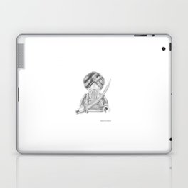 Sikh Warrior Laptop & iPad Skin