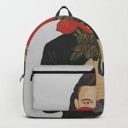 the weeknd art Backpack