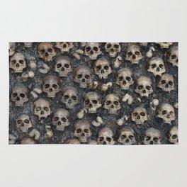 Skull Rug 3x5 Rug