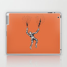 bolt hands Laptop & iPad Skin