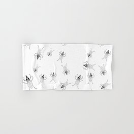 Insects Hand & Bath Towel