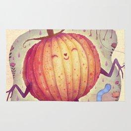 Mr. Pumpkin Rug