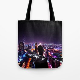 The wolrd is Yours Tote Bag