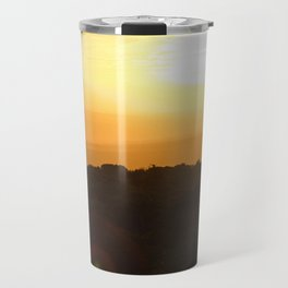 Safari Sunrise Travel Mug