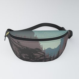 Drop Fanny Pack