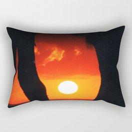 Moorea Sunset Rectangular Pillow