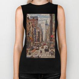 New York Dream Biker Tank