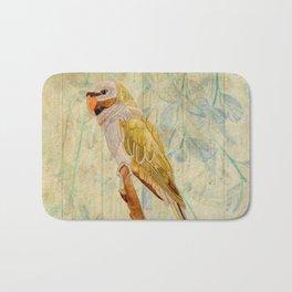 Derbyan Parakeet I Bath Mat