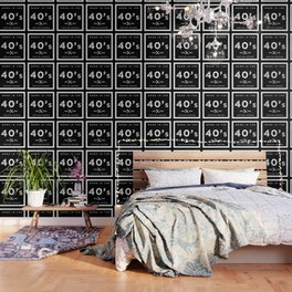 Born in the 40's. Certified Awesome Wallpaper
