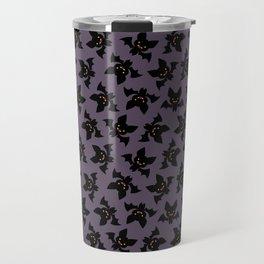 Vampire bats pattern Travel Mug