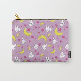Usagi's Pattern Old Style Carry-All Pouch