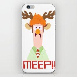 Meep Meep! iPhone Skin
