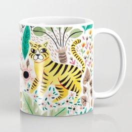 Tiger Jungle Coffee Mug