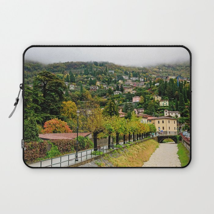 Varenna In The Rain Laptop Sleeve