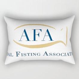 AFA - Anal Fisting Association Rectangular Pillow