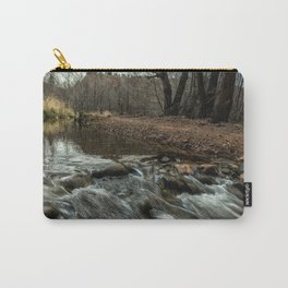 Oak Creek at Red Rock Crossing Carry-All Pouch
