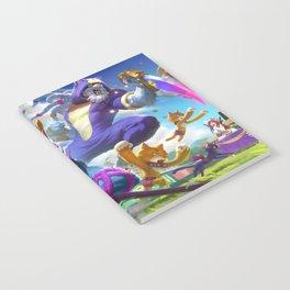 yorick meowrick league of legends Notebook