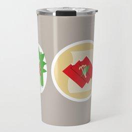 Sriracha Meal Travel Mug
