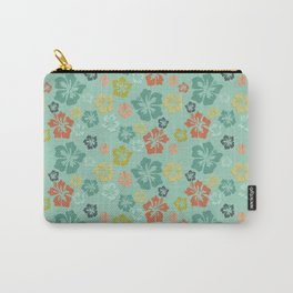 Hibiscus Love Carry-All Pouch