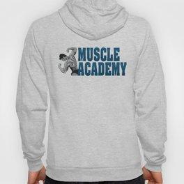 Muscle Academy Logo 1 Hoody