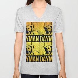 Dayman Unisex V-Neck