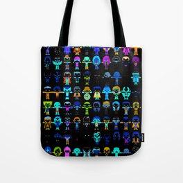 THE ULTIMATE 'AVENGER'S' ROBOTIC COLLECTION Tote Bag