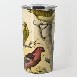 7 Birds Travel Mug