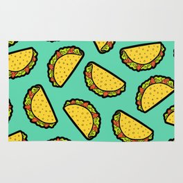 It's Taco Time! Rug