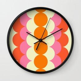 Gradual Sixties Wall Clock
