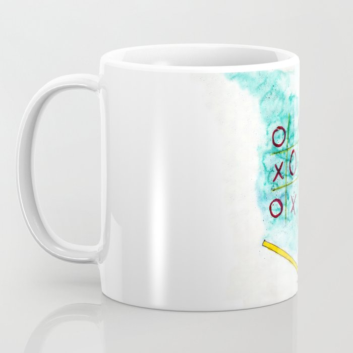 Tic Tac Toc Win Win! Coffee Mug