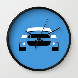 Ford Mustang Shelby GT500 ( 2013 ) Wall Clock