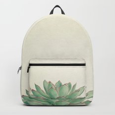 Echeveria Backpacks