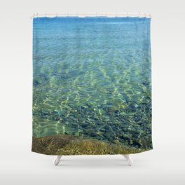 Georgian Bay 2 Shower Curtain
