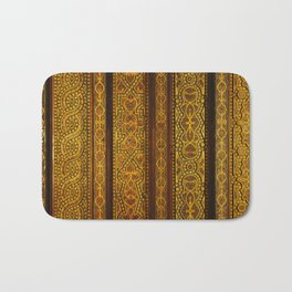 Looking up in the Alhambra Bath Mat
