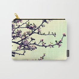 Love Blossoms Carry-All Pouch
