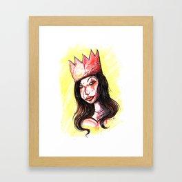 Lola Stone Framed Art Print