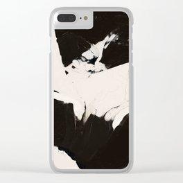 UNTITLED#95 Clear iPhone Case