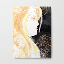 Hathor Metal Print