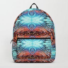 Glass and Light Fusion Backpack