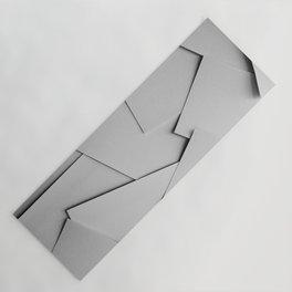 Sheets of Paper Yoga Mat