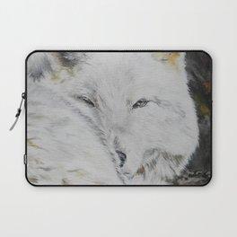 Eye of the Wild by Teresa Thompson Laptop Sleeve