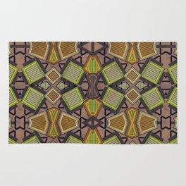 Classic primitive pattern Rug