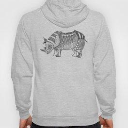 Javan Rhino Hoody