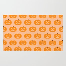 Cute Pumpkins Rug