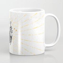Desert Heart Inktober :: More Magick Coffee Mug
