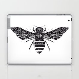 ornate bee Laptop & iPad Skin