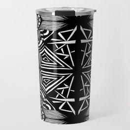 Zentangle #16 Travel Mug