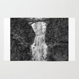 Winter Waterfalls Rug